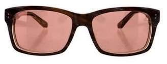 Linda Farrow Cat 2 Marbled Sunglasses