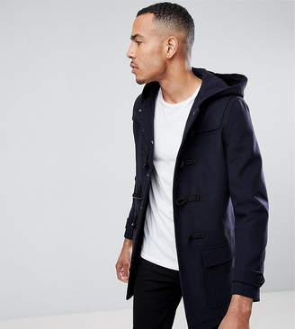 Stanley Adams TALL Wool Duffle Coat