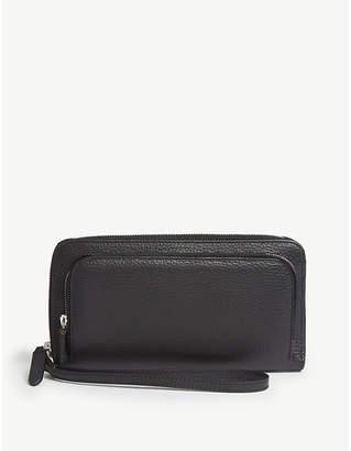 Eleventy Leather wallet