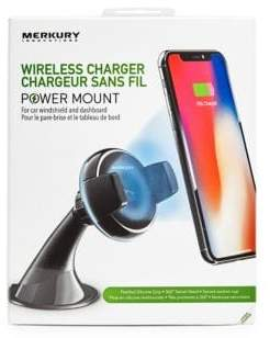 Power Mount Wireless Charger