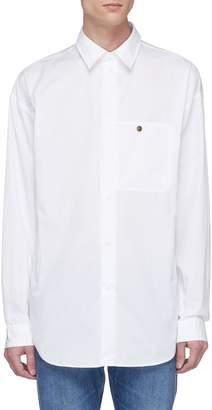 Acne Studios 'Glanni' oversized boxy chest pocket shirt