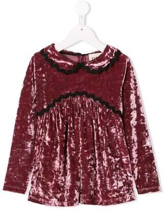 Douuod Kids velvet dress