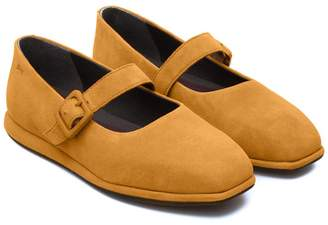 Camper Fidelia Hidden Wedge Mary Jane Flat