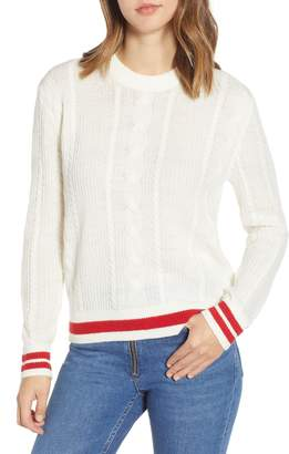 Tommy Jeans TJW Cable Knit Sweater