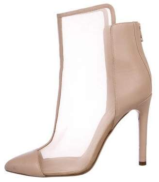 Reed Krakoff Mesh Ankle Boots