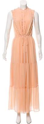 Rebecca Minkoff Sleeveless Maxi Dress