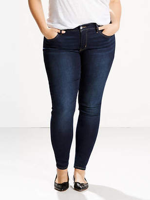 Levi's 310 Shaping Super Skinny Jeans (Plus Size)