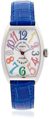 Franck Muller Curvex Sc Color Dream Automatic Watch
