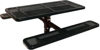 Ultra Play Char-Log Metal Picnic Table Ultra Play