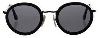 Acne Studios Tinted Round Sunglasses