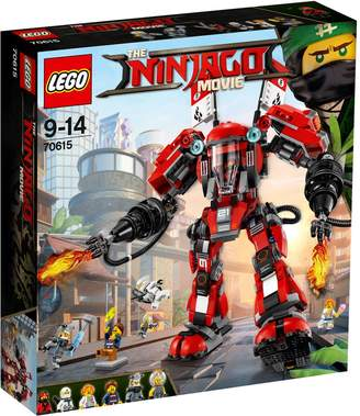 Lego Ninjago Fire Mech