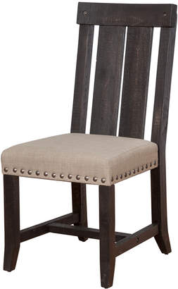 Modus Designs Furniture Set Of 2 Yosemite Upholstered Dining Chairs