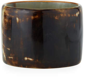 Viktoria Hayman Natu Two-Tone Bangle