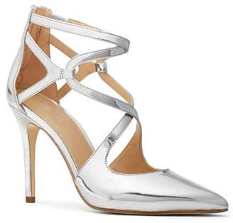 MICHAEL Michael Kors Women's Catia Closed Toe Strappy Pumps