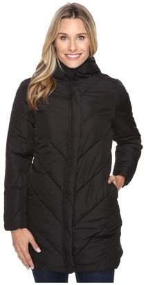 Woolrich Cozy Crest Hooded Jacket $179 thestylecure.com