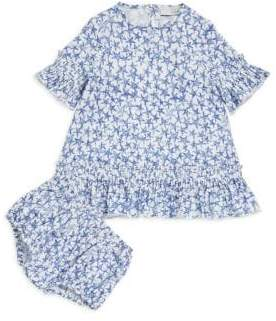 Stella McCartney Baby Girl's Viola Star-Print Top & Bloomers Set