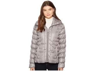 Kenneth Cole New York Multi Quilt Packable Women's Coat