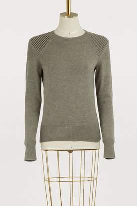 Etoile Isabel Marant Kleeza cotton and wool sweater