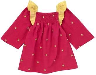 Masala Baby Galaxy Embroidered Dress