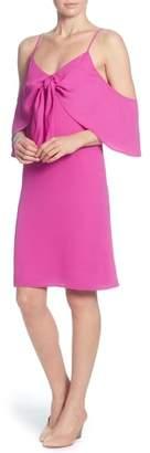 Catherine Malandrino Eden Cold Shoulder Dress