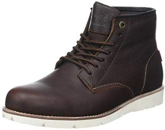 Levi's Men's Jax High Desert Boots, (Dark Brown 29)
