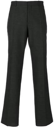 Maison Margiela straight leg tailored trousers