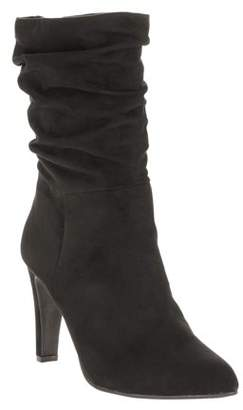 Big Buddha Women's Heeled Slouch Boot
