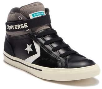 Converse Pro Blaze Leather Strap High-Top Sneaker (Little Kid & Big Kid)