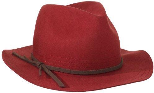 Brixton Women's Nora Felt Fedora Hat