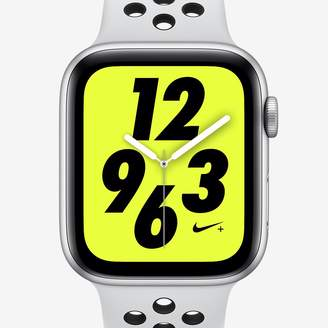 Nike Apple Watch Series 4 (GPS) with Sport Band 44mm Sport Watch