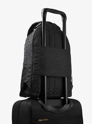 MICHAEL Michael Kors Kelsey Large Floral Nylon Backpack