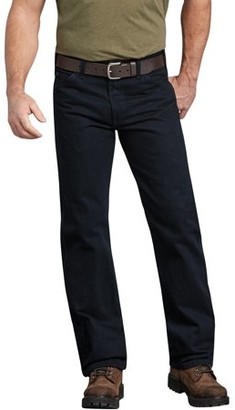 Dickies Men's Regular Fit 6 Pocket Jean with Multi Use Pocket