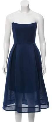 Nicholas Mesh Ball Dress w/ Tags