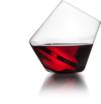 "Sempli Hand-Blown Lead Free Crystal Wine Glass ""Cupa-Vino"""