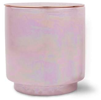 Paddywax Large 'Glow' Peony And Lavender Scented Candle