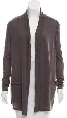 Inhabit Cashmere Open Front Cardigan w/ Tags