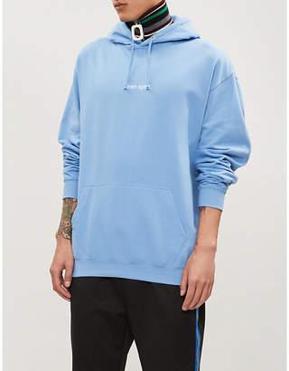 FAMT Teen Spirit cotton-blend hoody
