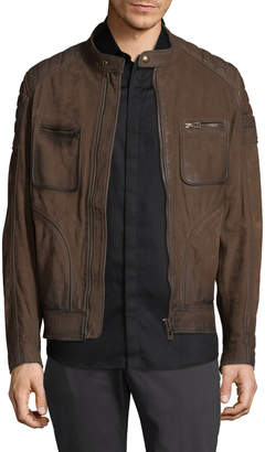 Belstaff Men's Weybridge Leather Jacket