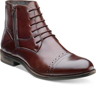 Stacy Adams Men's Godfrey Cap-Toe Boots Men's Shoes