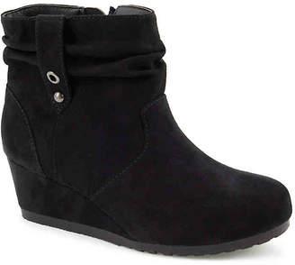 Nine West Katinka Youth Wedge Boot - Girl's
