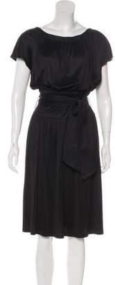 Barneys New York Barney's New York Silk Midi Dress