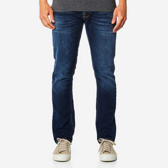 Nudie Jeans Men's Dude Dan Straight Leg Jeans