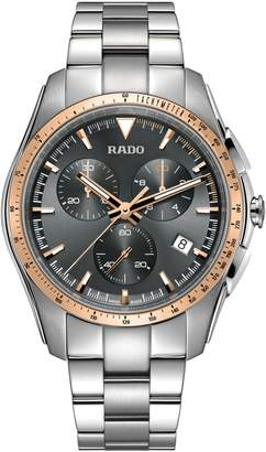 Rado HyperChrome Chronograph Bracelet Watch, 44.9mm