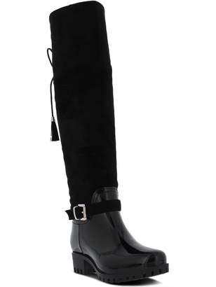 Spring Step Mattie Over the Knee Waterproof Boot