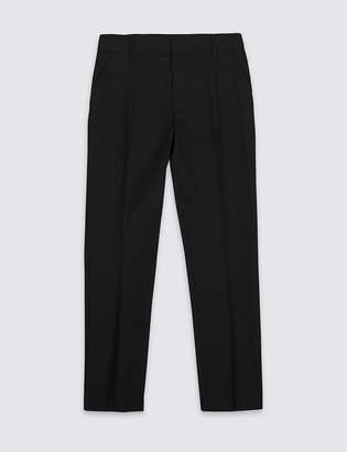 Marks and Spencer Senior Boys' Skinny Leg Slim Fit Trousers