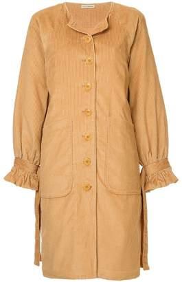 Ulla Johnson ribbed detail jacket
