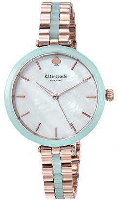 Kate Spade Women's 'Holland' Quartz Stainless Steel Casual Watch