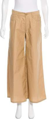 Fendi Mid-Rise Pants
