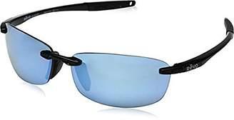 Revo Descend E Re4060gf Polarized Rectangular Sunglasses