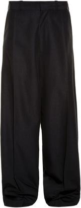 VETEMENTS Oversized wide-leg trousers $1,265 thestylecure.com